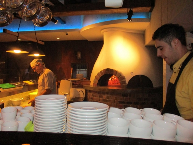 Pizza Peć Ambrela Novi Beograd
