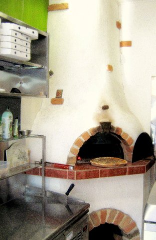 Pizza-Peć Smirna