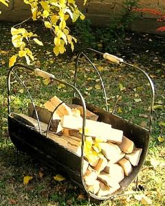 Korpa za drva